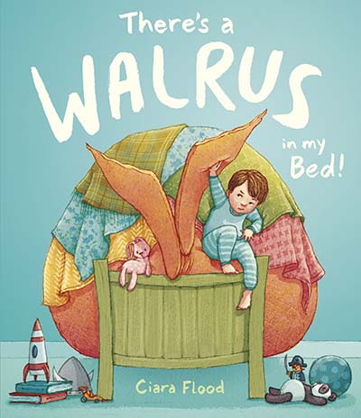 There's a Walrus in My Bed! - Jacket