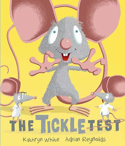 The Tickle Test - Jacket