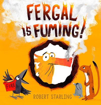 Fergal is Fuming! - Jacket