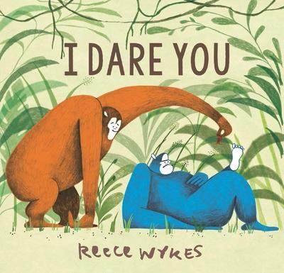 I Dare You - Jacket