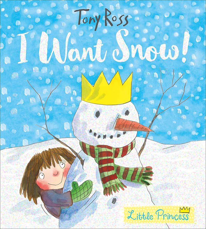 I Want Snow! - Jacket