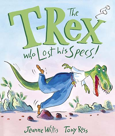 The T-Rex Who Lost His Specs! - Jacket