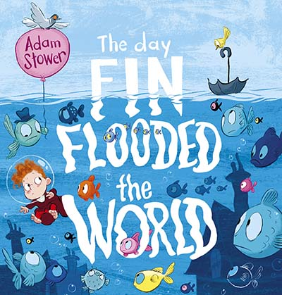 The Day Fin Flooded the World - Jacket