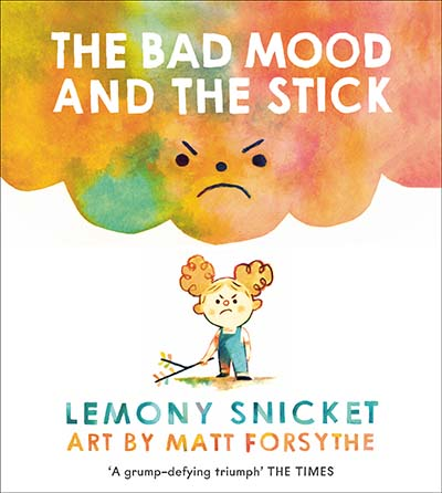 The Bad Mood and the Stick - Jacket
