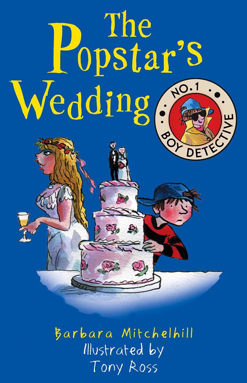 The Popstar's Wedding - Jacket