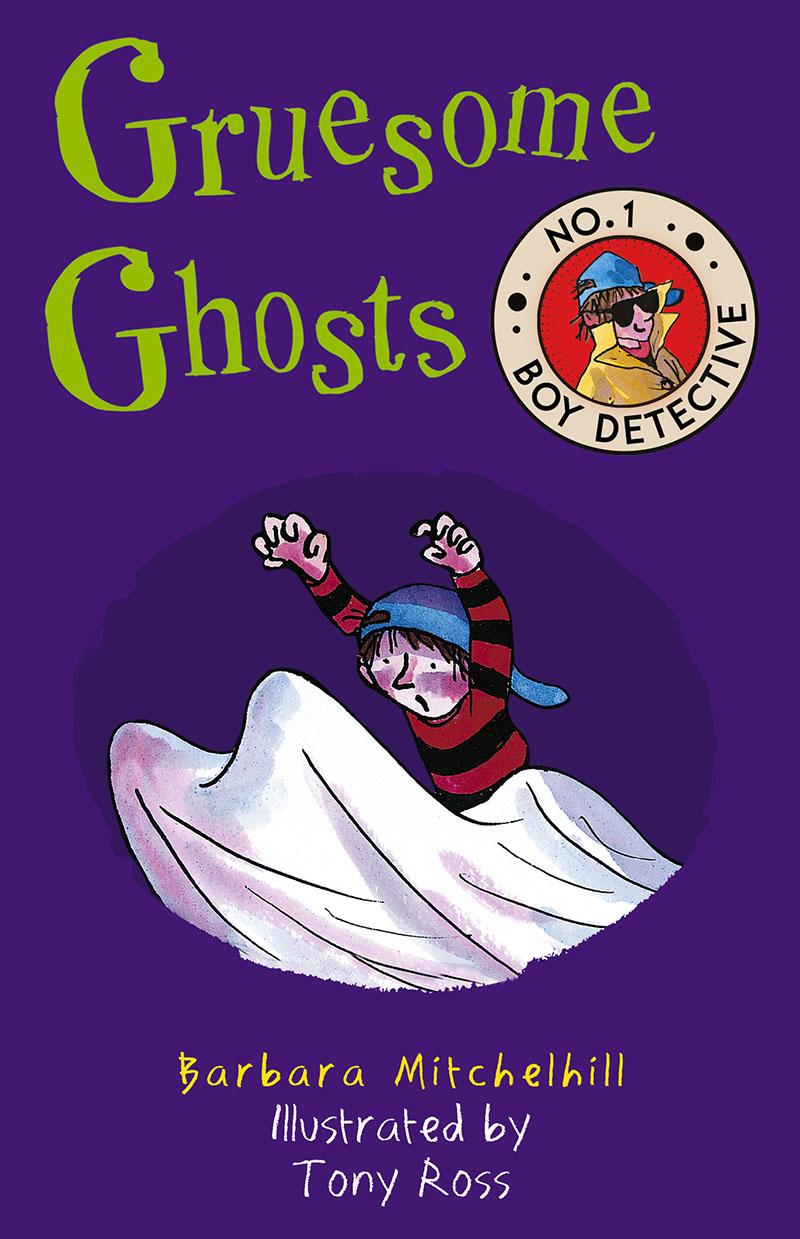 Gruesome Ghosts - Jacket