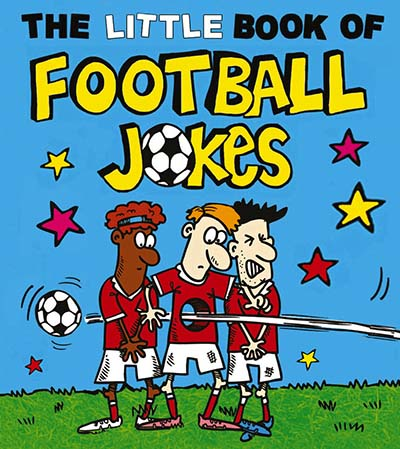 The Little Book of Football Jokes - Jacket