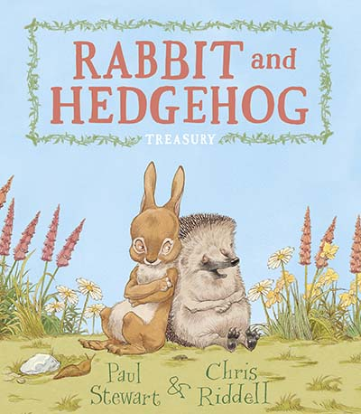 Rabbit and Hedgehog Treasury - Jacket