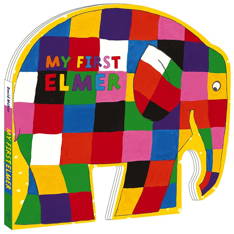 My First Elmer - Jacket