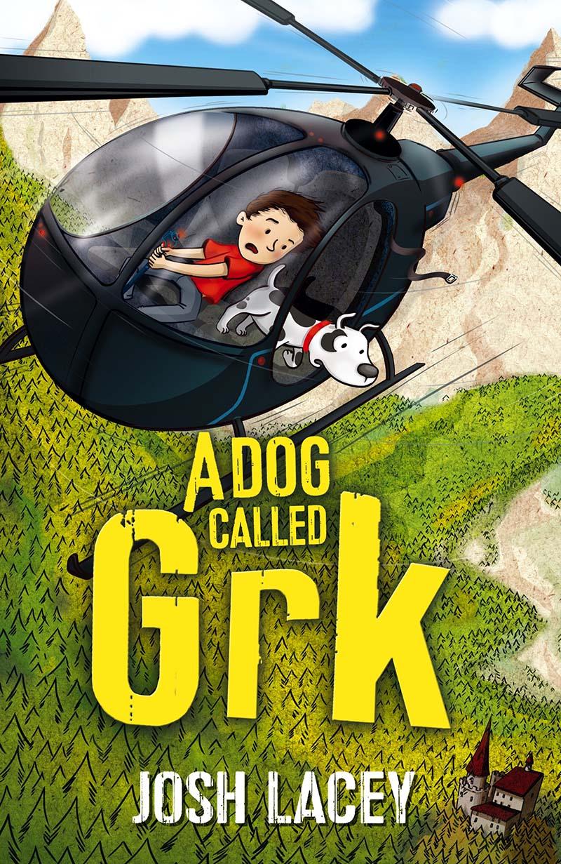 A Dog Called Grk - Jacket