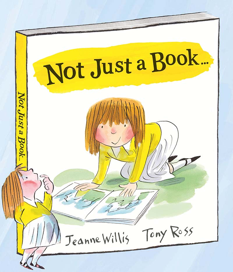 Not Just a Book… - Jacket