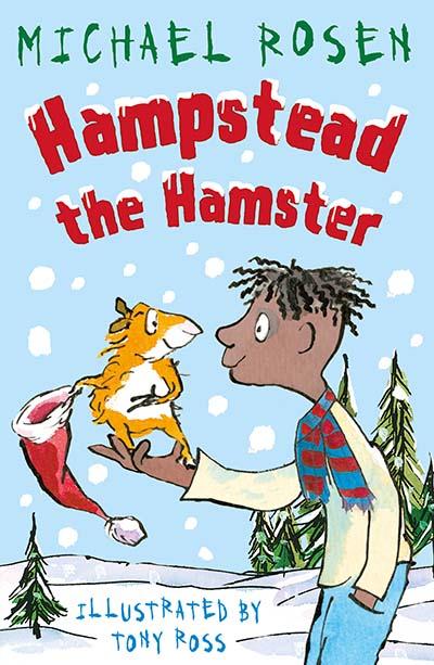 Hampstead the Hamster - Jacket