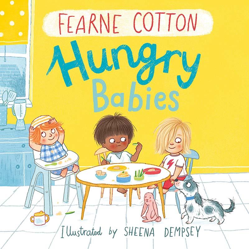 Hungry Babies - Jacket