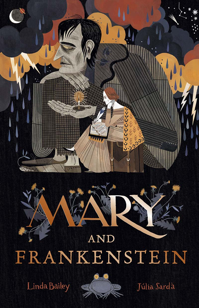 Mary and Frankenstein - Jacket