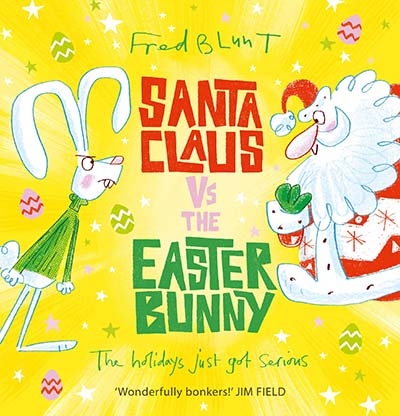 Santa Claus vs The Easter Bunny - Jacket