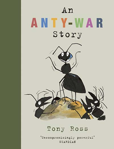 An Anty-War Story - Jacket