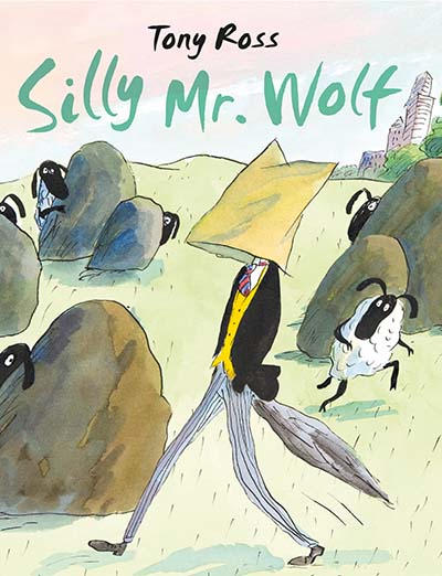 Silly Mr Wolf - Jacket