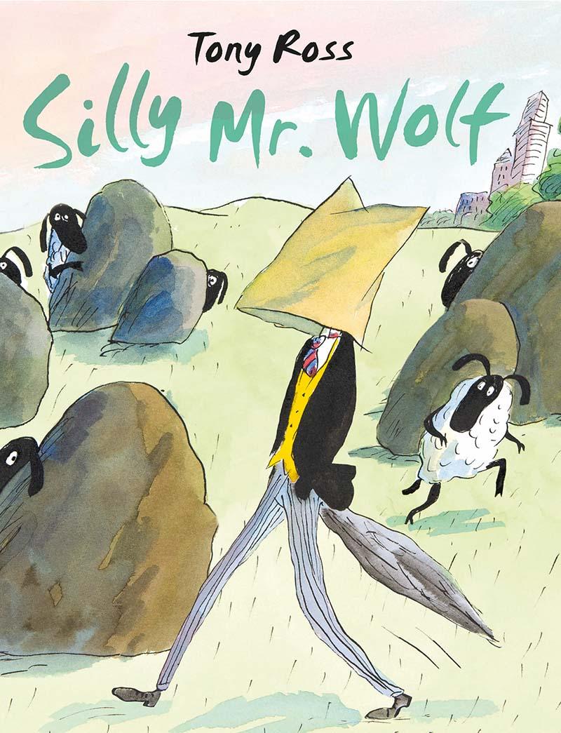 Silly Mr Wolf - Jacket