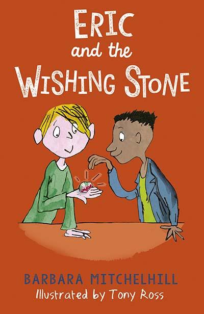 Eric and the Wishing Stone - Jacket