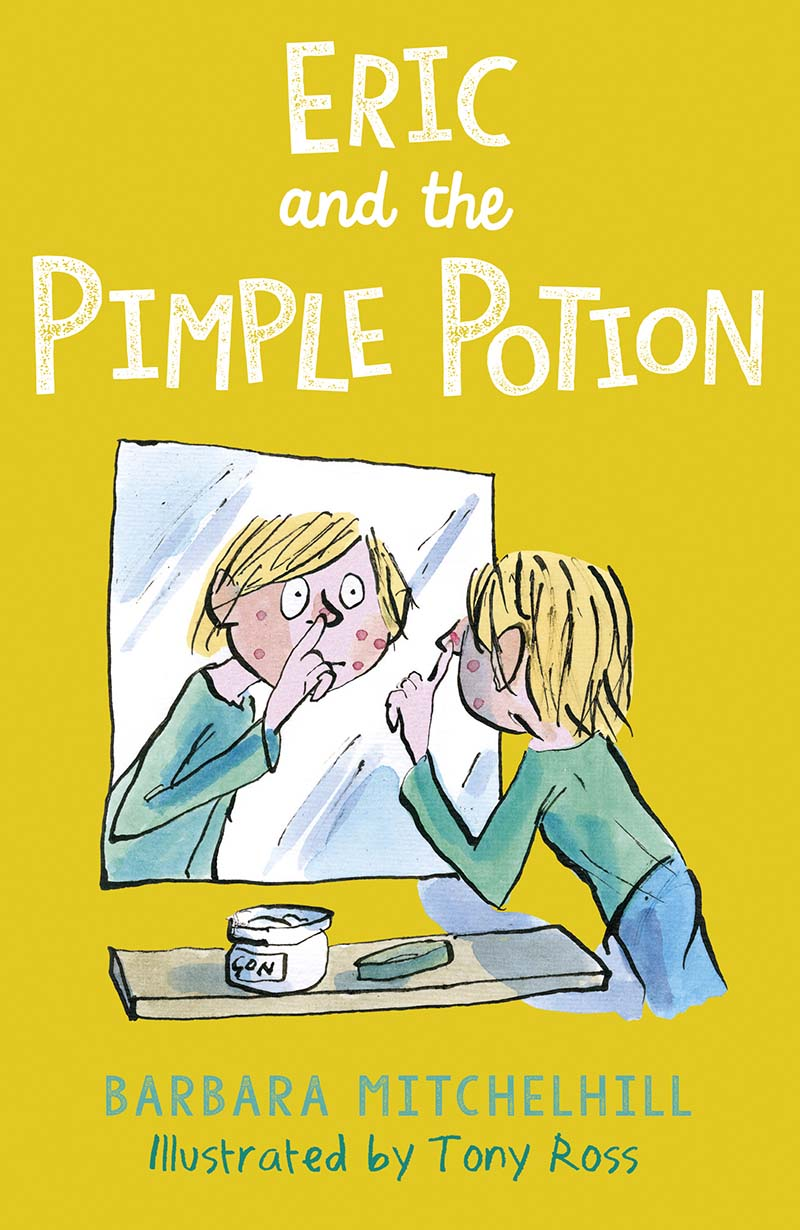 Eric and the Pimple Potion - Jacket