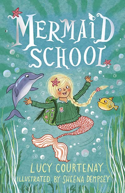 Mermaid School - Jacket