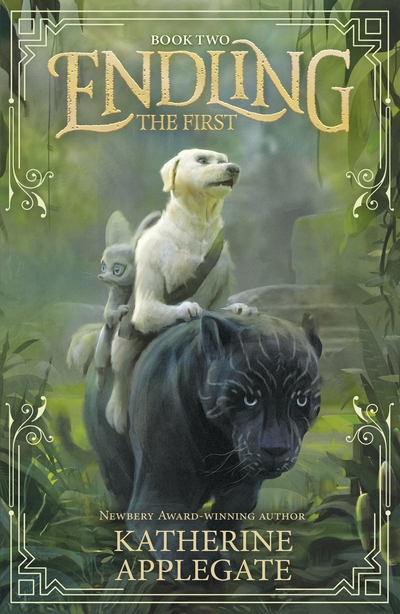 Endling: Book Two: The First - Jacket