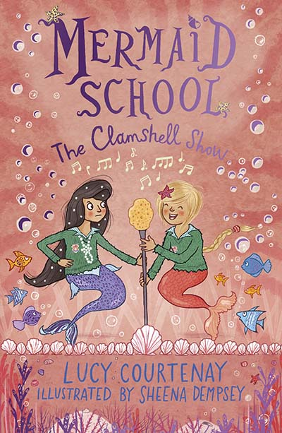 Mermaid School: The Clamshell Show - Jacket
