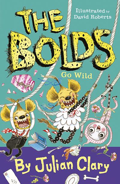 The Bolds Go Wild - Jacket