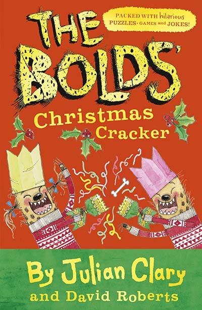 The Bolds' Christmas Cracker - Jacket
