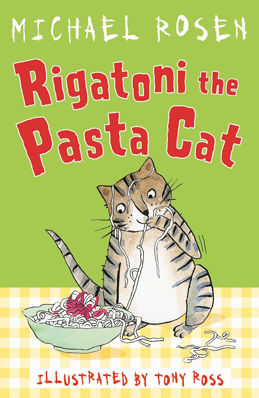Rigatoni the Pasta Cat - Jacket