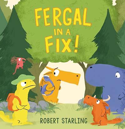 Fergal in a Fix! - Jacket