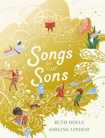 Songs for our Sons - Jacket