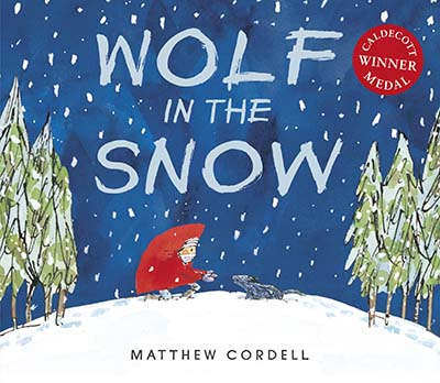 Wolf in the Snow - Jacket