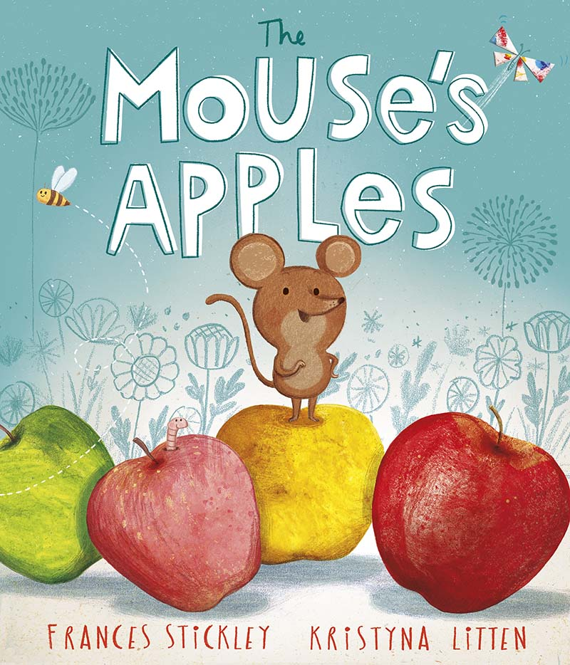 The Mouse's Apples - Jacket