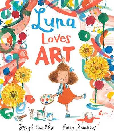 Luna Loves Art - Jacket