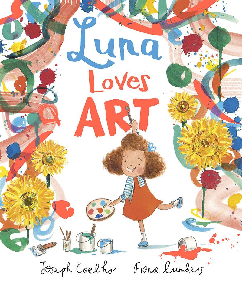 Joseph Coelho and Fiona Lumbers