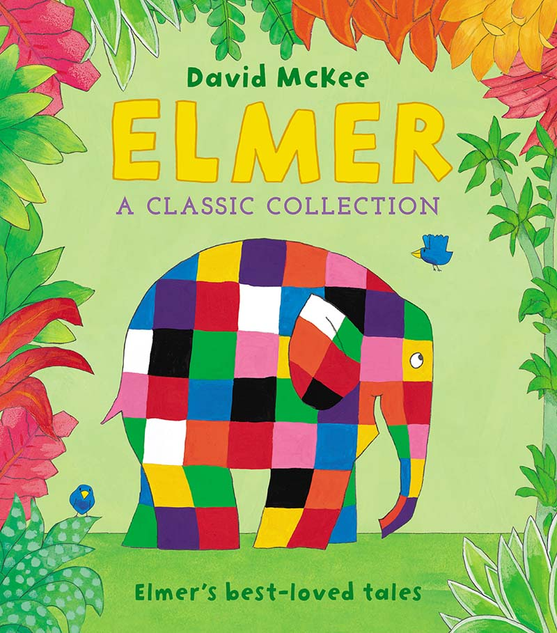 Elmer: A Classic Collection - Jacket
