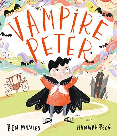Vampire Peter - Jacket