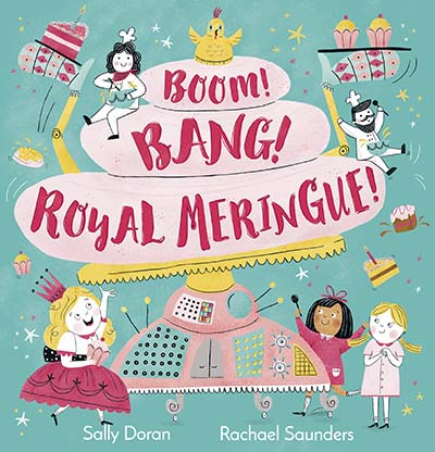 Boom! Bang! Royal Meringue! - Jacket