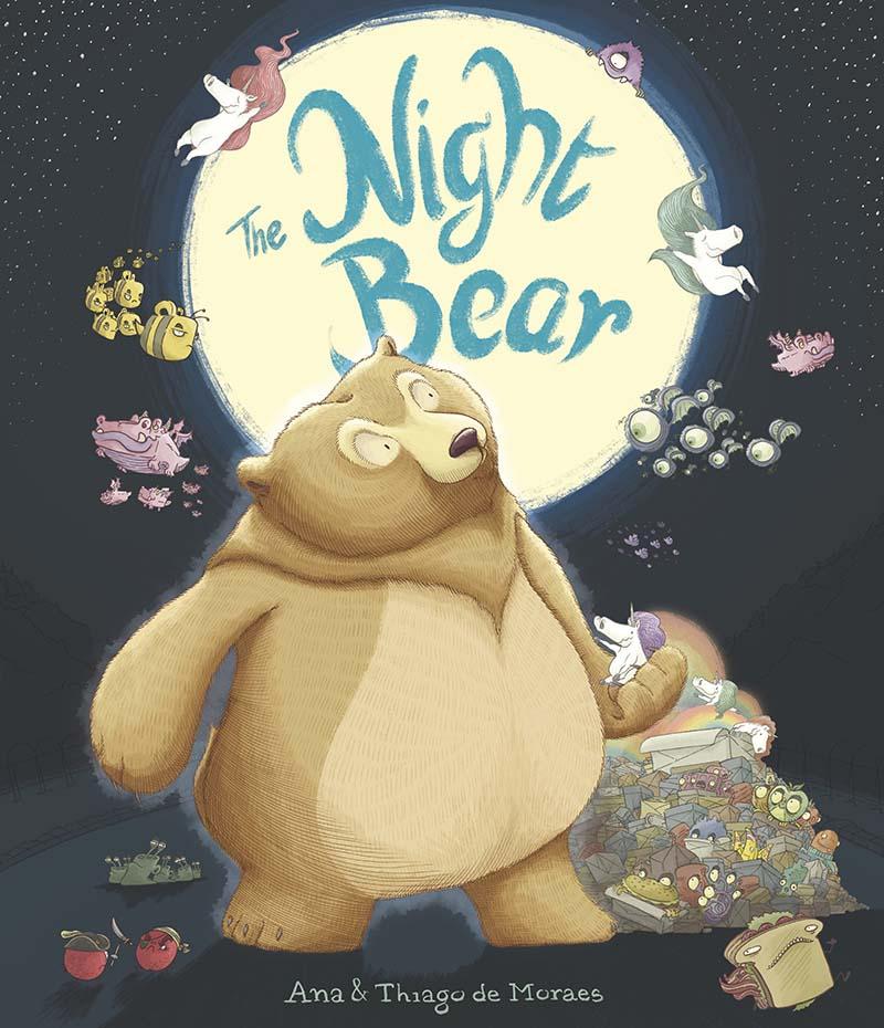 The Night Bear - Jacket