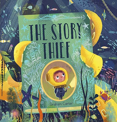 The Story Thief - Jacket