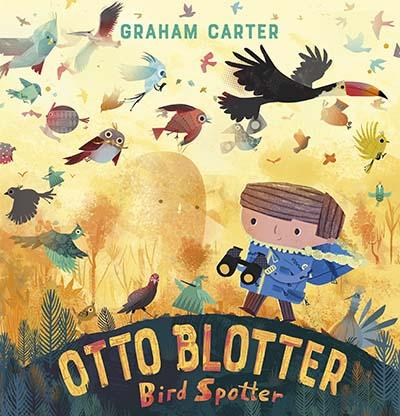 Otto Blotter, Bird Spotter - Jacket