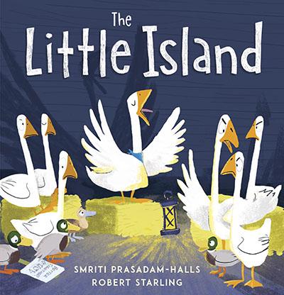 The Little Island - Jacket
