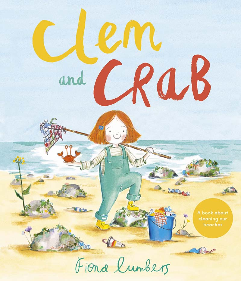 Clem and Crab - Jacket