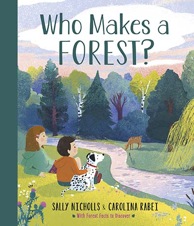 Who Makes a Forest? - Jacket
