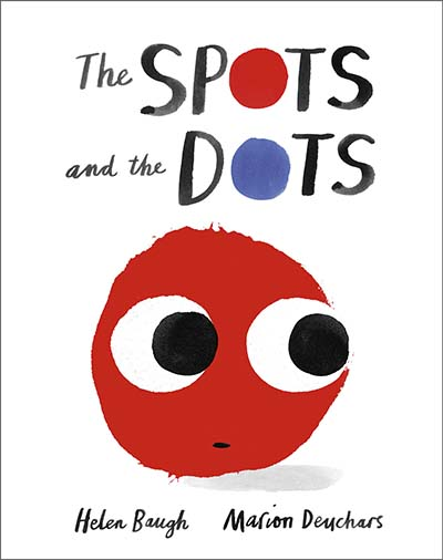 The Spots and the Dots - Jacket