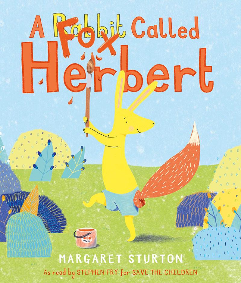 A Fox Called Herbert - Jacket