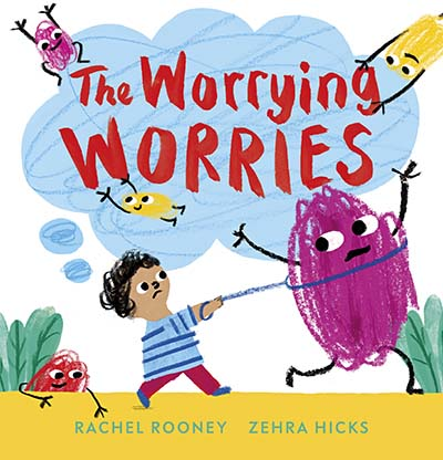 The Worrying Worries - Jacket