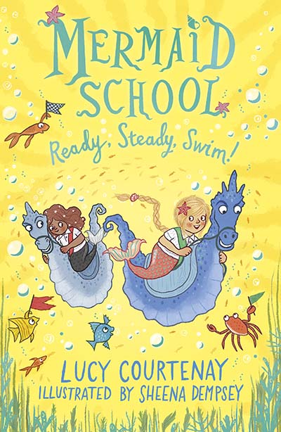 Mermaid School: Ready, Steady, Swim! - Jacket