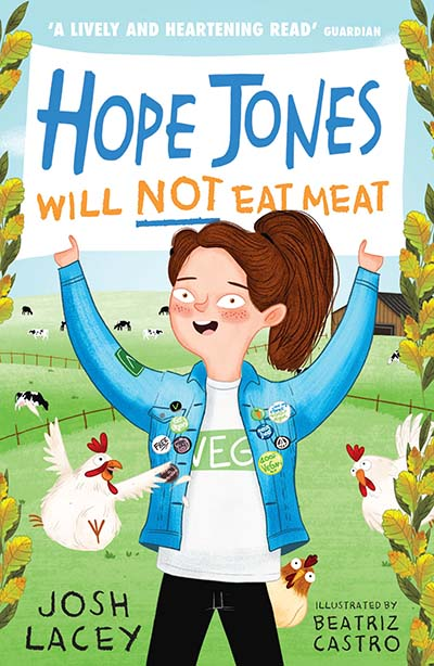 Hope Jones Will Not Eat Meat - Jacket